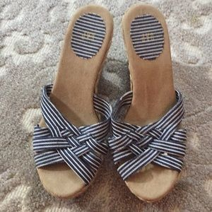 Shoes - GAP wedge shoes
